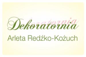 Logo DEKORATORNIA Arleta Redźko- Kożuch