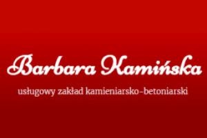 Logo Zakład Kamieniarski  Barbara Kamińska