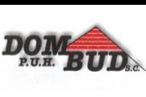 Logo Dombud Hurtownia Materiałów Budowlanych Pokrycia Dachowe Stal