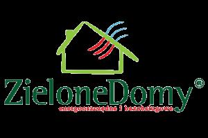 Logo Zielone Domy
