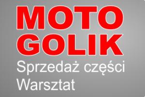 Logo Moto- Golik  Sklep - Warsztat