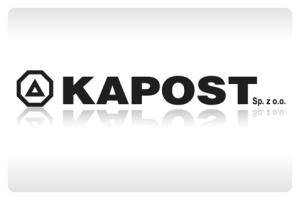 Logo KAPOST Sp. z o.o.