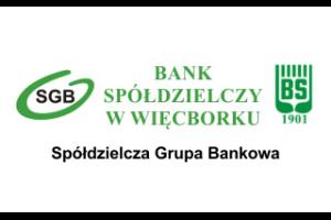 Logo Bank Spółdzielczy w Więcborku
