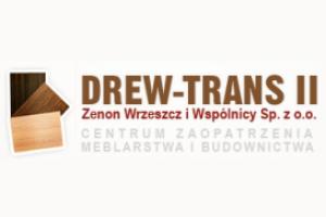 Logo DREW TRANS II Zenon Wrzeszcz i wspólnicy Sp. z o.o.