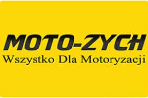 """Logo Centrum Motoryzacyjne """"Moto Zych"""""""