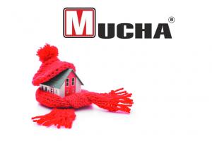 """Logo P.H.U. """"MUCHA"""" Tomasz Mucha"""