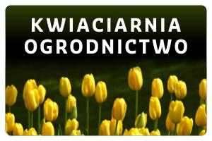 Logo Kwiaciarnia Ogrodnictwo