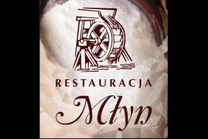 Logo Restauracja Młyn