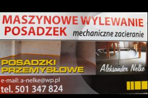 Logo Usługi Budowlane Aleksander Nelke