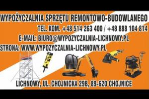 Logo Wypożyczalnia Sprzętu Remontowo Budowlanego