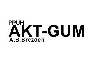 Logo Akt - Gum Bogumił Brezdeń