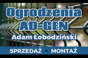 Logo AD-GEN Ogrodzenia