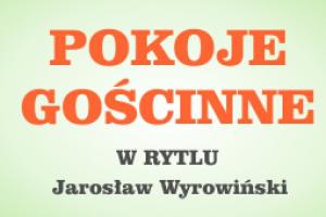 Logo Firma Turystyczna- Jarosław Wyrowiński