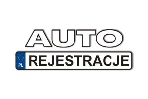 Logo AUTO-REJESTRACJE Marcel Kaźmierski