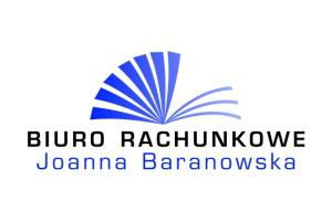 Logo Biuro Rachunkowe Joanna Baranowska