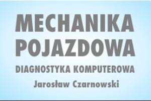 Logo Mechanika Pojazdowa Jarosław Czarnowski