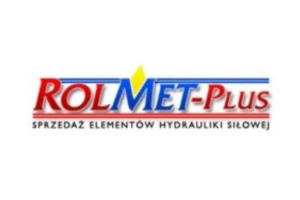 Logo ROLMET-PLUS Hydraulika Siłowa
