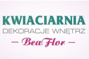 Logo Kwiaciarnia Bea Flor