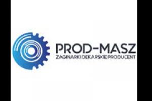 """Logo P.P.H.U """"PROD-MASZ"""" Grzegorz Gwisdalla"""