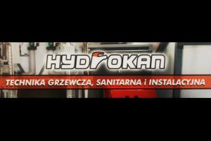 Logo HYDROKAN Marcin Dysarz