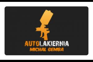 Logo Auto Lakiernia - Michał Gemba