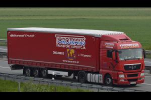 Logo TOROTRANS Transport Międzynarodowy i Krajowy Spedycja Józef Cysewski