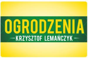 Logo Ogrodzenia Krzysztof Lemańczyk