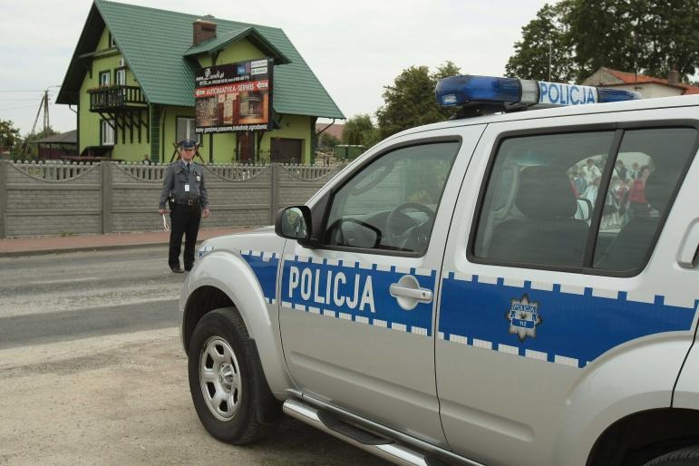 Mieszkanka Człuchowa dała się oszukać metodą na policjanta