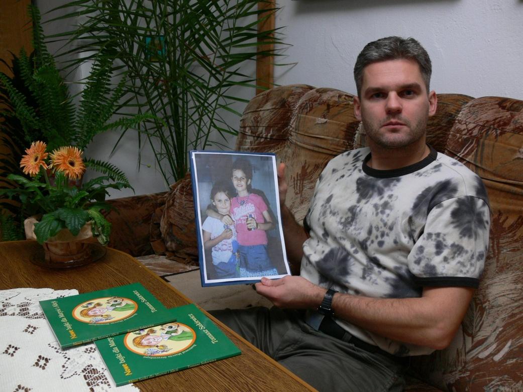 Bytowianin nie może rozmawiać z córkami po polsku